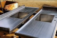 stainless steel countertops 2