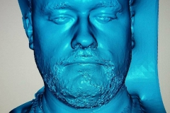3d scan of face