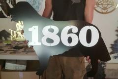 1860 Dog Address
