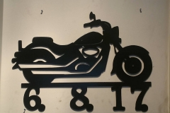 Motorcycle 6817