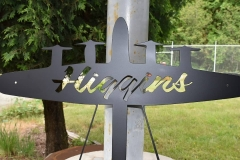 higgins airplane