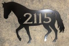 horse address