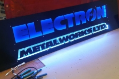 Electron Metalworks Logo