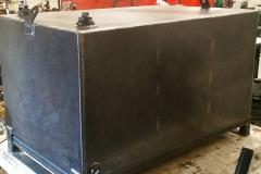 hydraulic control tank