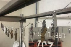 chrome vancouver island pendants