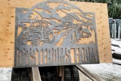 Oosteroms Farm - Raw Steel
