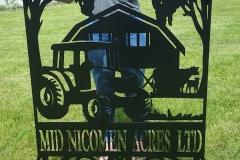 Mid Nicomen Acres LTD