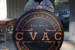 CVAC Signage