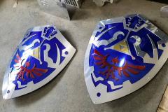 Hylian-Shields