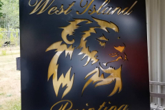 West Island Painting logo