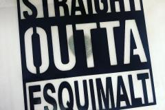 Straight Outta Esquimalt