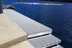 aluminum lake walkways (6)
