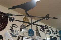 Crow Weathervane