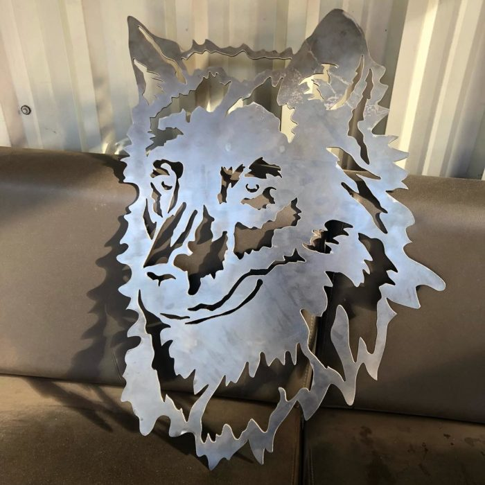 Electron Metalworks LTD. - Wolf
