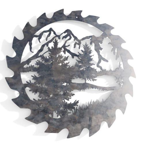 Tree - Steel