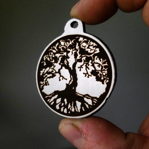 Metal - Tree