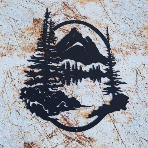 Grand Teton - Jenny Lake