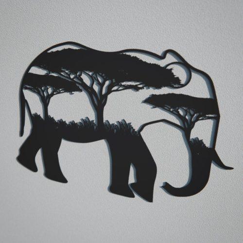 African elephants - Elephant