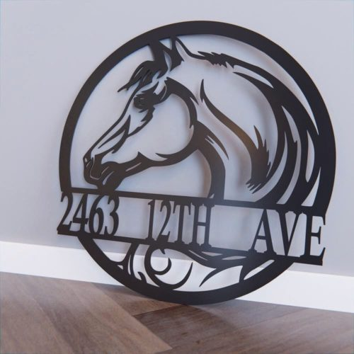 Horse - Quotation mark