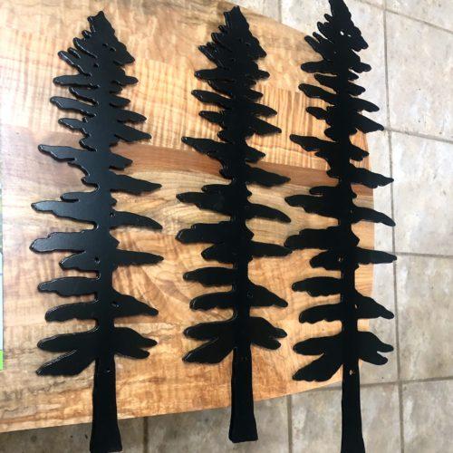Sitka spruce - Metal