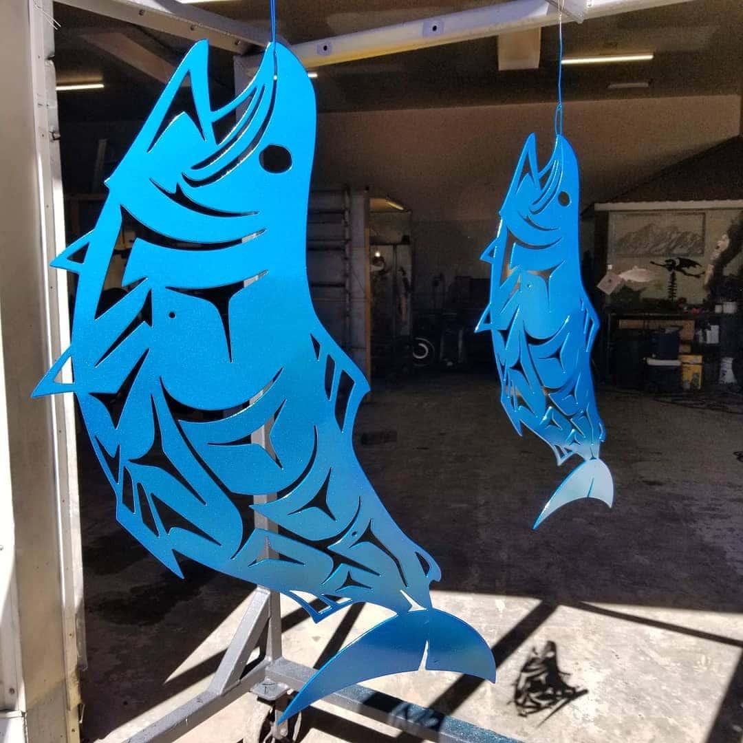 Cobalt blue - Design