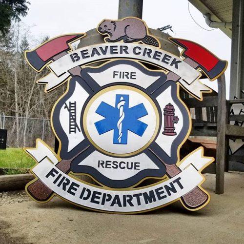 Fire department - Art