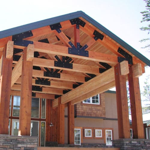 """8"""" - 12"""" Timber Frame Collection"""