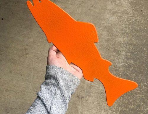 Bright Orange – Construction Orange