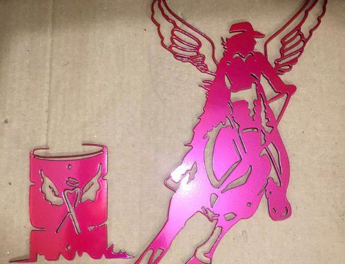 Corkey Pink – Bright Pink