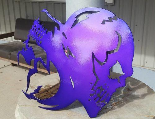 Candy Purple – Dark Purple