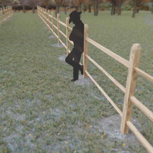 Fence - Metal