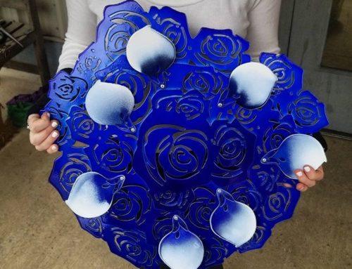 Intense Blue – Rich Blue