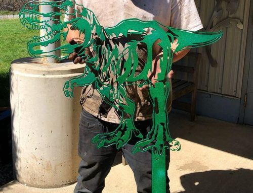 Illusion Green – Dark Metallic Green