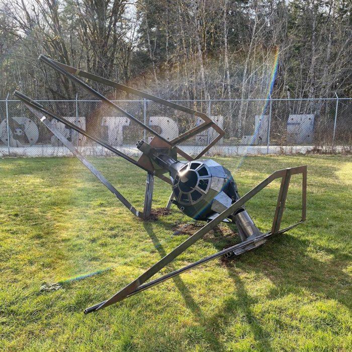 Fire pit - Aircraft