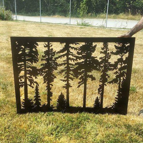 Metal - Fence