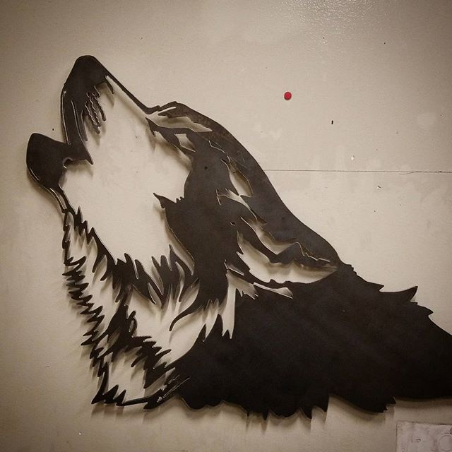 Wolf - Visual arts