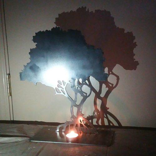Tree - Metal