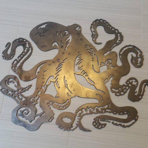 Electron Metalworks LTD. - Octopus
